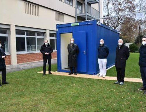 Landau: Neue Infekt-Ambulanz in Betrieb genommen