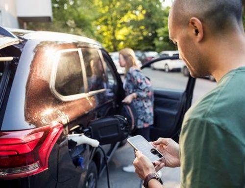 MVV entwickelt mit Fraunhofer ISI Anreize für energieeffizientes Laden von E-Autos
