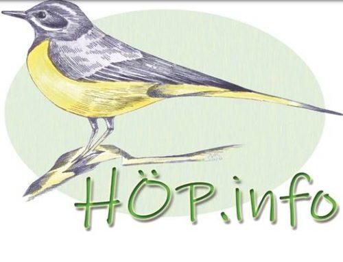 """Hockenheim: Das """"HÖP"""" hat jetzt einen Vogel"""