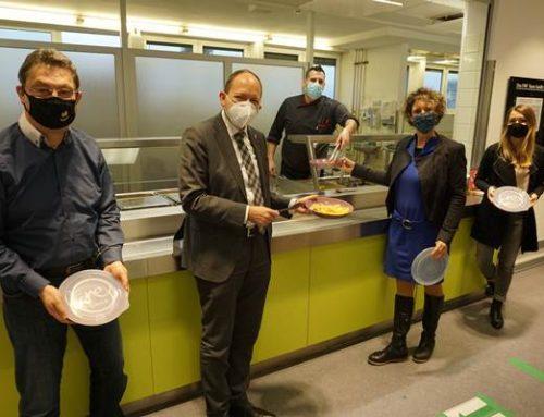 """Mannheim: Mehrwegboxen """"To Go"""" für städtische Mitarbeiter"""