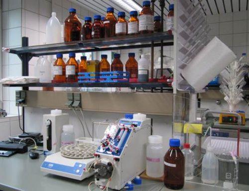 Labor der SGD Süd: Zuverlässig bei der Überwachung von Abwassereinleitungen