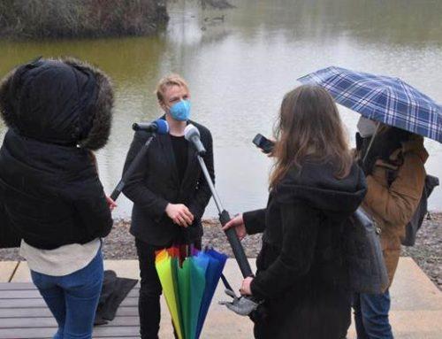 Landau: Neuanfang für den Schwanenweiher