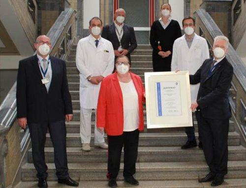 Mannheim: Universitätsklinikum DIN-ISO 9001 zertifiziert