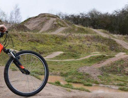 Landau: Dirtbike-Anlage auf Spiel- und Sportcampus wieder in Schuss
