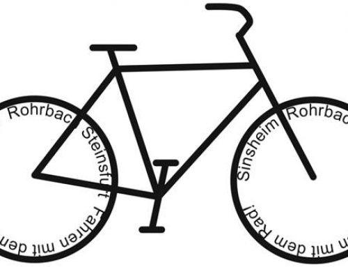 Radfahren in Sinsheim: Online-Umfrage gestartet