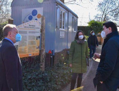 Zoo Landau: Positives Fazit nach erstem Tag mit Online-Ticketing-System