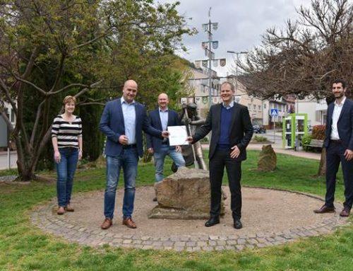 Weitere 20 Jahre Partnerschaft zwischen Dossenheim und Stadtwerken Heidelberg