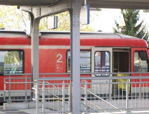 Bensheim: Parkplatz-Sensoren erleichtern Umstieg zum ÖPNV