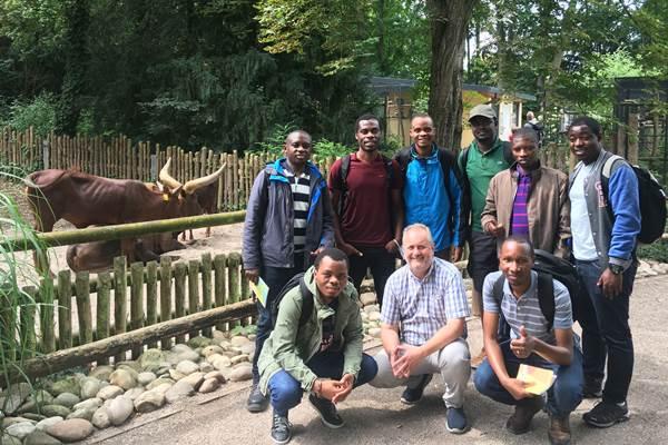 ecoGuide, Landau, Zoo Landau, Entwicklungszusammenarbeit, Gaststudenten, Uni Koblenz
