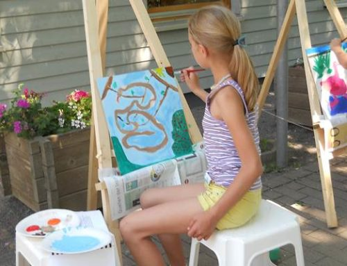 Zooschule Landau: Kreativ-Workshop in der 6. Sommerferienwoche