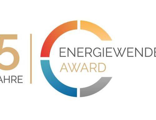 Stadtwerke Heidelberg erhält zum 5. Mal in Folge Energiewende-Award