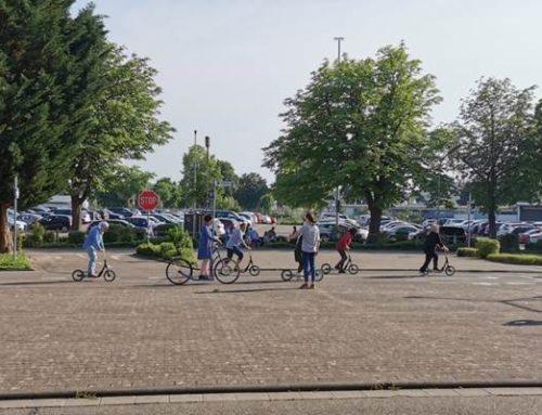 Sinsheim: Fahrradkurs für zugewanderte Frauen
