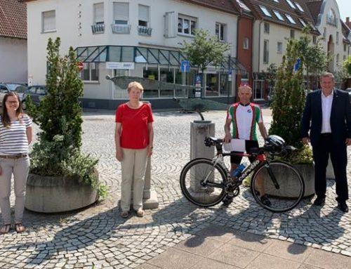 """Hockenheim: Durch """"Stadtradeln"""" acht Tonnen CO2 eingespart"""