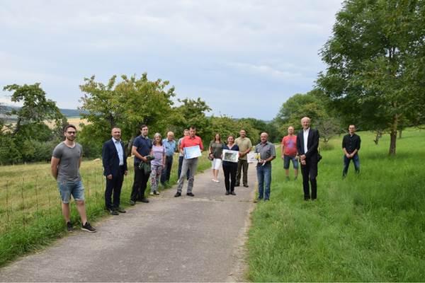 ecoGuide, Artenschutz, Sinsheim, Steinsberg, Kulturlandschaft