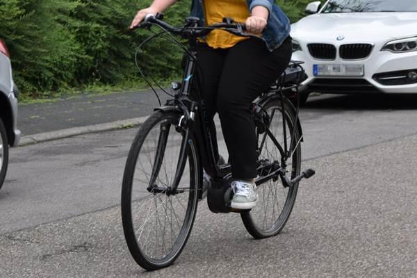 ecoGuide, Stadt Landau, Fahrradtraining, Radsicherheit
