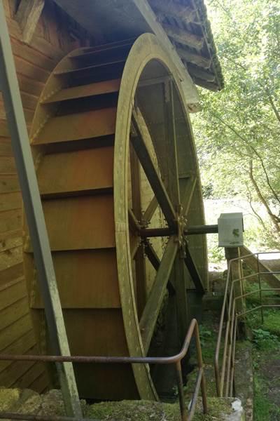 ecoGuide, Wassermühlen, Mühlenführung, Mühlengeschichte