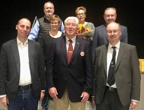 Freundeskreis Zoo Landau: Mitgliederversammlung bestätigt Vorstand einstimmig