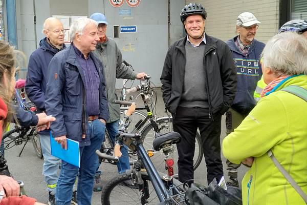 ecoGuide, Heidelberg, Radverkehr