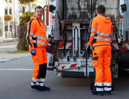 Heidelberg: Klimabürgermeister mit der Müllabfuhr und Stadtreinigung auf Tour